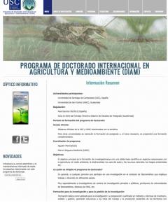 Doctorado Agricultura