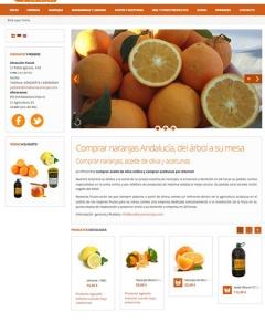 Andalucía Naranjas